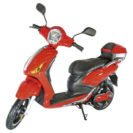 kontio_e-scooter_red1